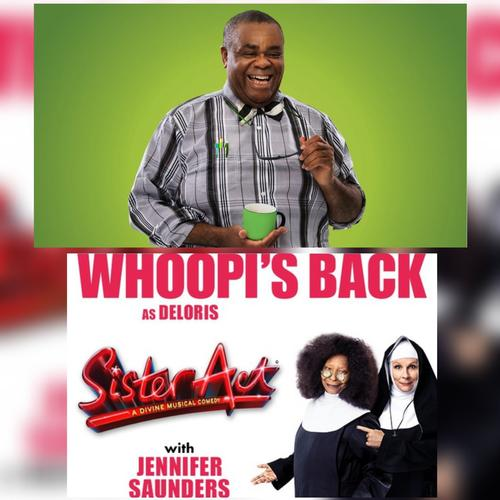 Clive Rowe joins Sister Act - News He will be Eddie Souther
