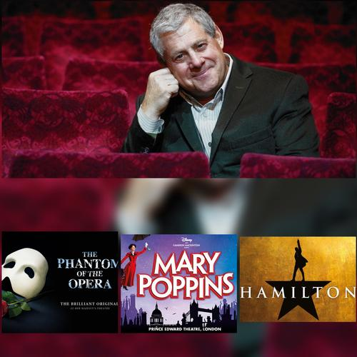 Theatres May Open Again Next Year - News Cameron Mackintosh spoke with BBC Radio 2
