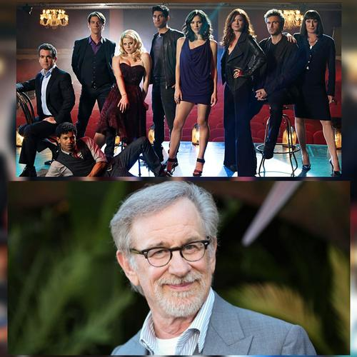 SMASH the Musical in Development Steven Spielberg Produces