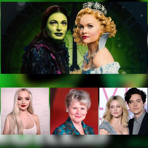 Wicked the Movie - News The movie will be released on 22 December 2021
