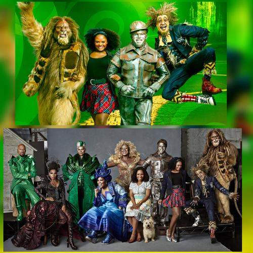 The Wiz Live! streamed for free - News Next week's appointment on The Show Must Go On.