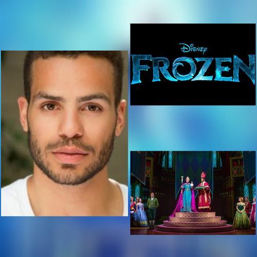 Disney actor from Frozen: