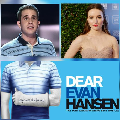Dear Evan Hansen Initial Casting - News Who will star in the movie?