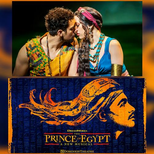 The Prince of Egypt Extends - News It will run until September 2021