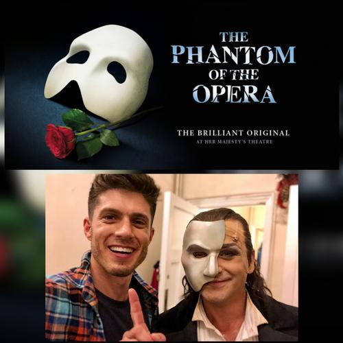 A new Phantom?  - News Andrew Lloyd Webber has tweeted about it