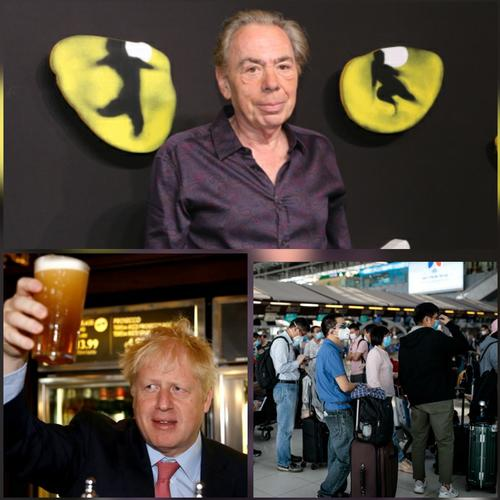 With very basic measures, theatres can safely reopen - News Andrew Lloyd Webber spoke to the BBC today, asking for