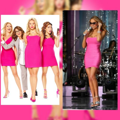 Mariah in Mean Girls the Movie?  - News Mariah Carey Shows Off Her Impressive Mean Girls Knowledge and...gets an offer