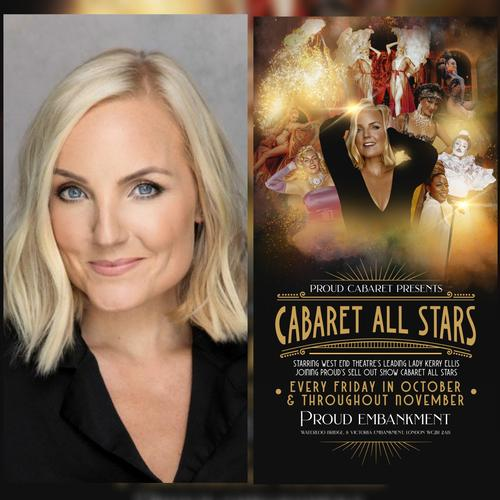 Kerry Ellis - Interview Five questions to the Queen of the West End