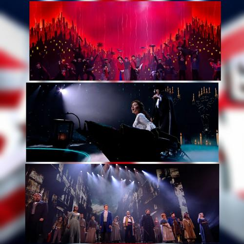 Mary Poppins, Phantom and Les Mis at BGT - News A big West End spectacular at Britain's Got Talent