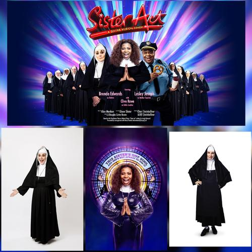 Jennifer Saunders in Sister Act Tour - News All the dates of the tour