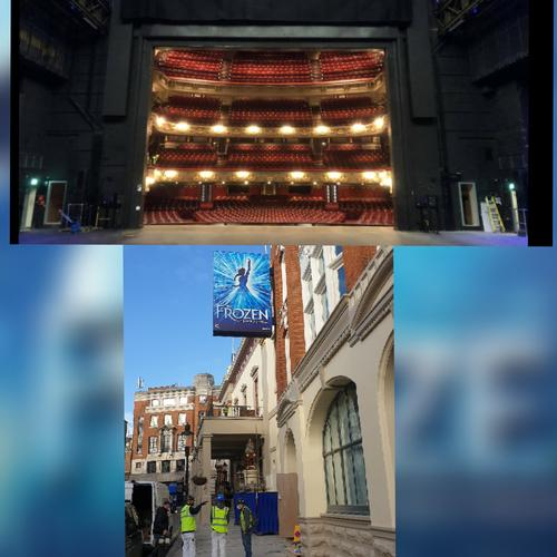 The New Royal Drury Lane Theatre - News It closed its doors to the public for the last time on 5 January 2019