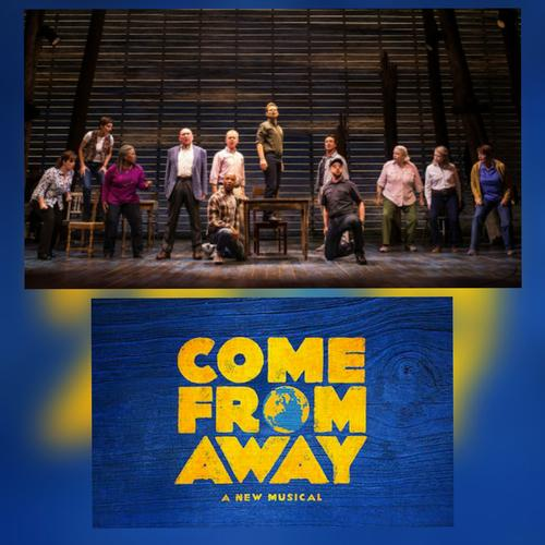 Come from Away in the Cinemas - News The Broadway production is heading for the screen