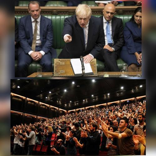 Boris: theatres to reopen in May Boris announced the roadmap