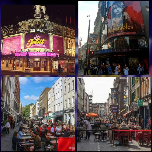 The West End will be Al Fresco - News The centre of London will be transformed into a traffic-free zone