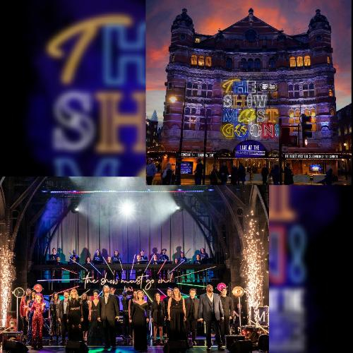 The Show Must go On goes Live this weekend - News The musical celebration on YouTube