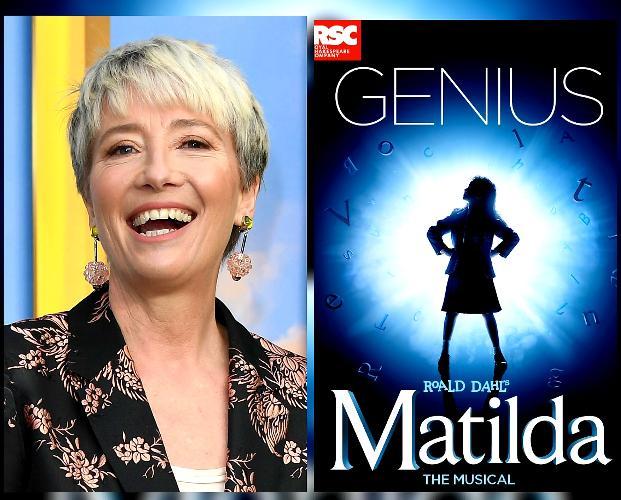 Matilda Musical Movie release - News Set the date..