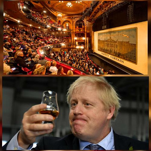 Boris: theatres can open at full capacity - News