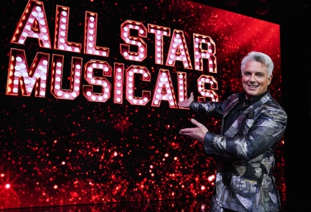 All-Star Musicals - News Tune in on ITV tonight