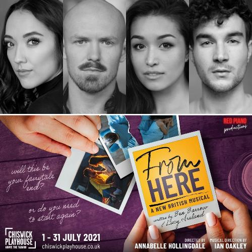 From here - News A new British musical at Chiswick Playhouse