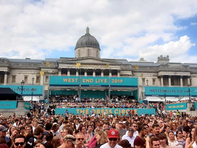 West End Live goes on Sky - News The live event has been postponed to 2021