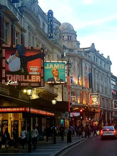 The West End goes dark - News Coronavirus hits the West End