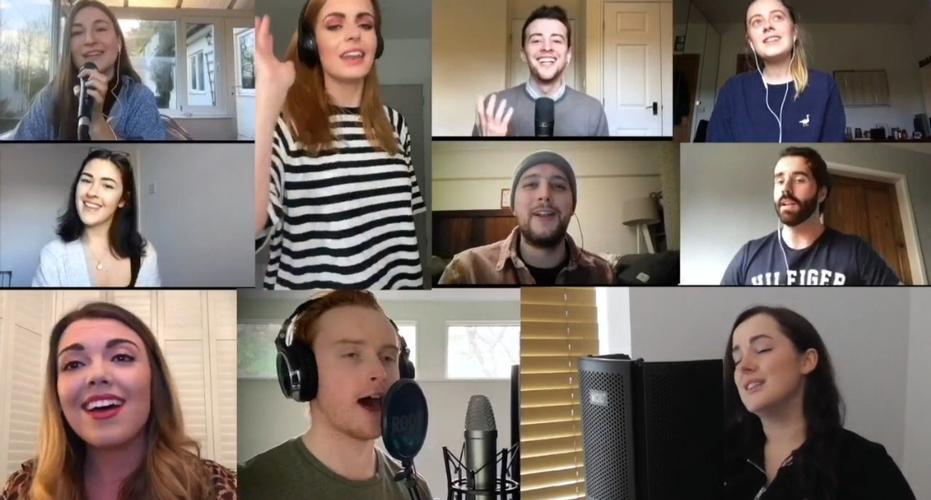 Seasons of Love - News Another beautiful isolation performance