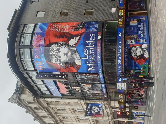Les Misérables opens in May - News The show is back!