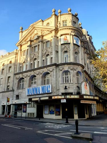 The West End in Lockdown - News But vaccination is on its way