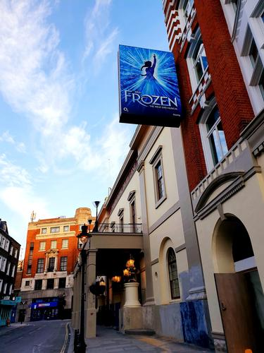 Frozen opening date - News It's an August opening for the Disney musical