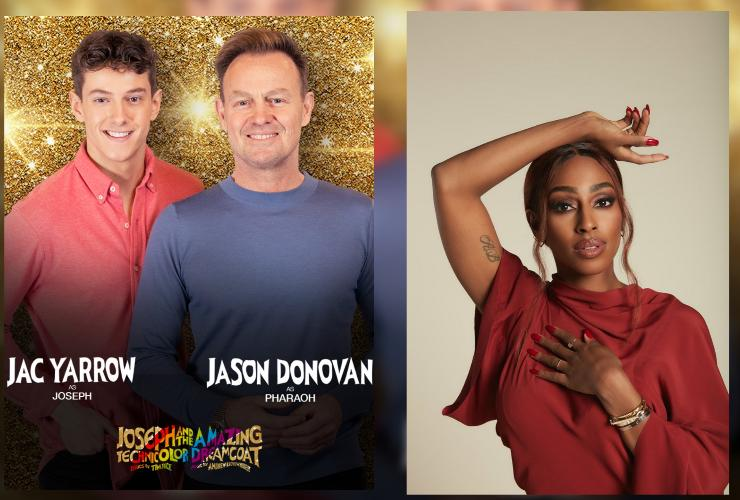 Alexandra Burke in Joseph - News Further casting announced for the show