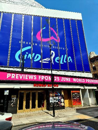 Is Cinderella opening? - News Andrew Lloyd Webber is