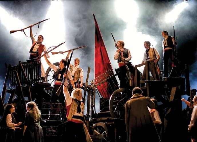 Les Miserables announces UK and Ireland tour Les Miserables is coming to your town