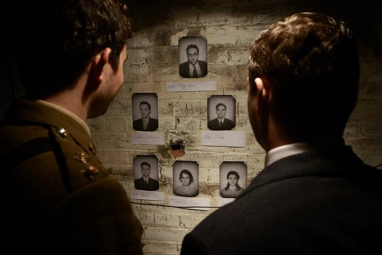 Illicit Signals Bletchley - Review - CoLab Factory An immersive show to take us back to 1940s