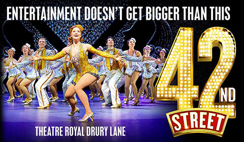 42nd Street to be streamed on YouTube this weekend - News The show will be available this Friday for 48 hours