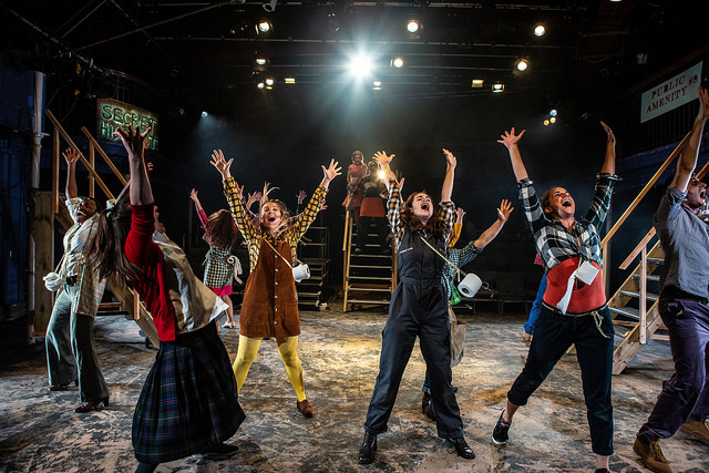 Urinetown The Musical - Review - Bridewell Theatre Sedos' production of the satirical comedy musical