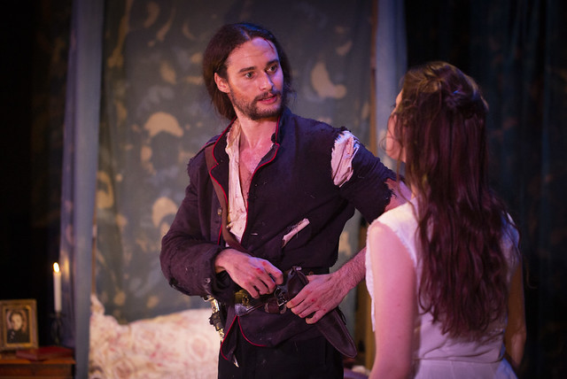 Arms and The Man - Review - Bridewell theatre A romantic triangle spins out of control