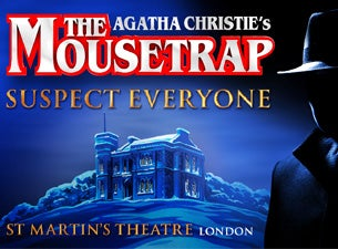 The Mousetrap reopens in October - News With social distancing in place