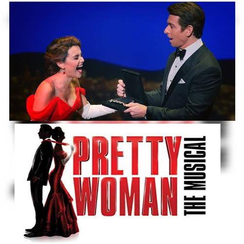 Pretty Woman opens in London - News The musical opened on Broadway last August
