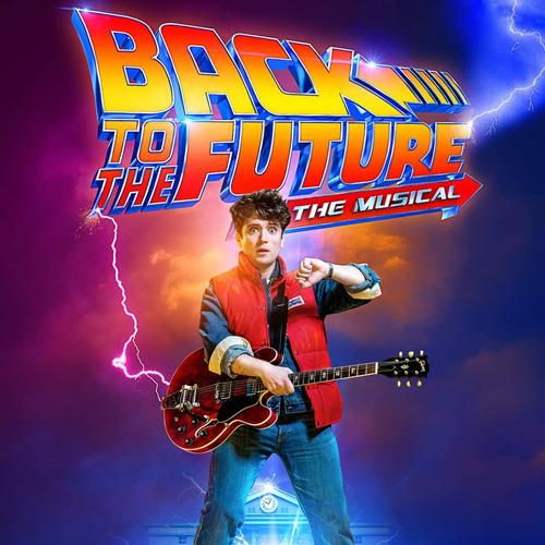 Back to the future the Musical top open in London - News Let's go back..to the future
