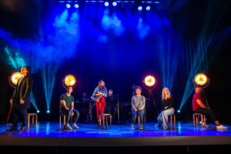 The Distance You Have Come - Review - Apollo Theatre A Scott Alan song cycle