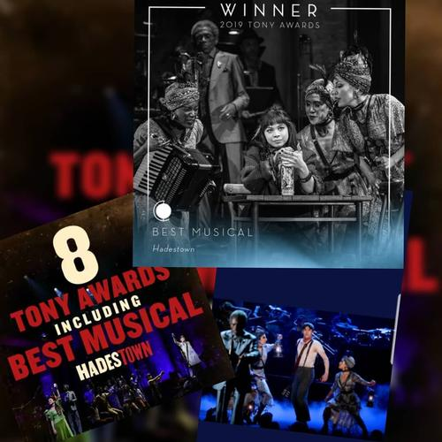 Hadestown wins big at the Tony Awards Here the winners