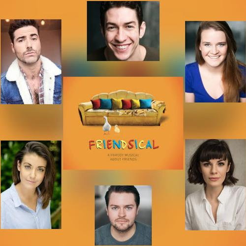 Friendsical cast announced I'll be there for you...