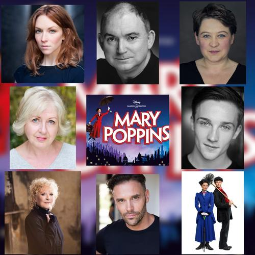 Mary Poppins Cast Announced - News Opening this October