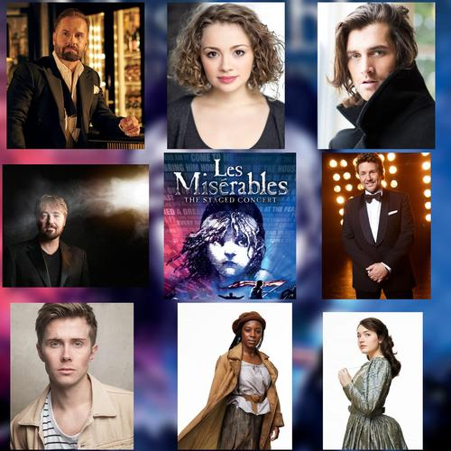 Les Miserables: full cast announced - News The All-Star Staged Concert Cast