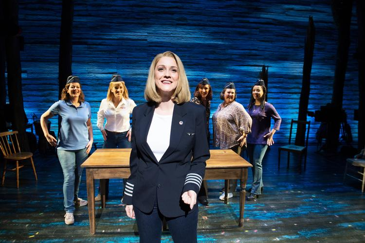 Happy Birthday, Come from Away - News New photos and booking extension