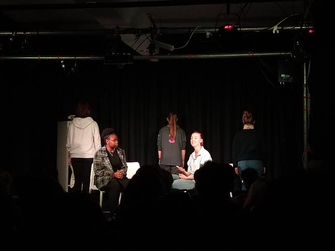 Follow my fingers - Review - Bread and Roses Theatre A dark new tale of trauma