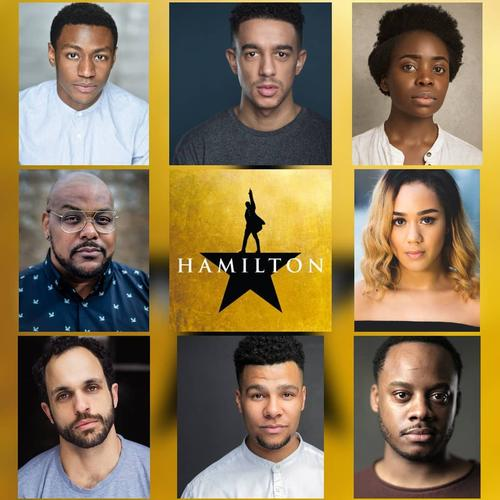 Hamilton New Cast Announced - News New faces at the Victoria Palace Theatre
