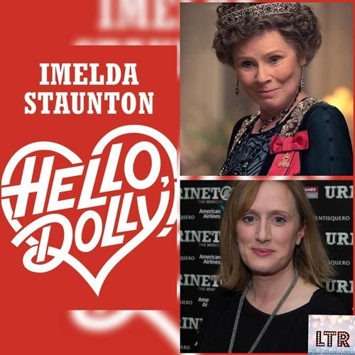 Hello, Dolly! at the Adelphi - News Imelda Staunton and Jenna Russell will lead the cast