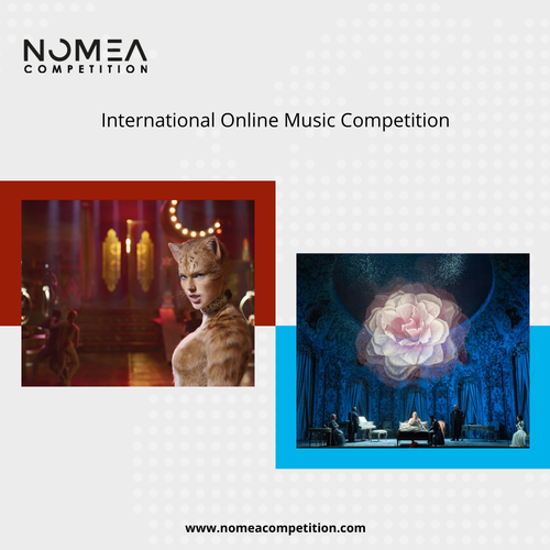 Nomea Competition - News The first international online event for talented opera singers and musical theatre singers