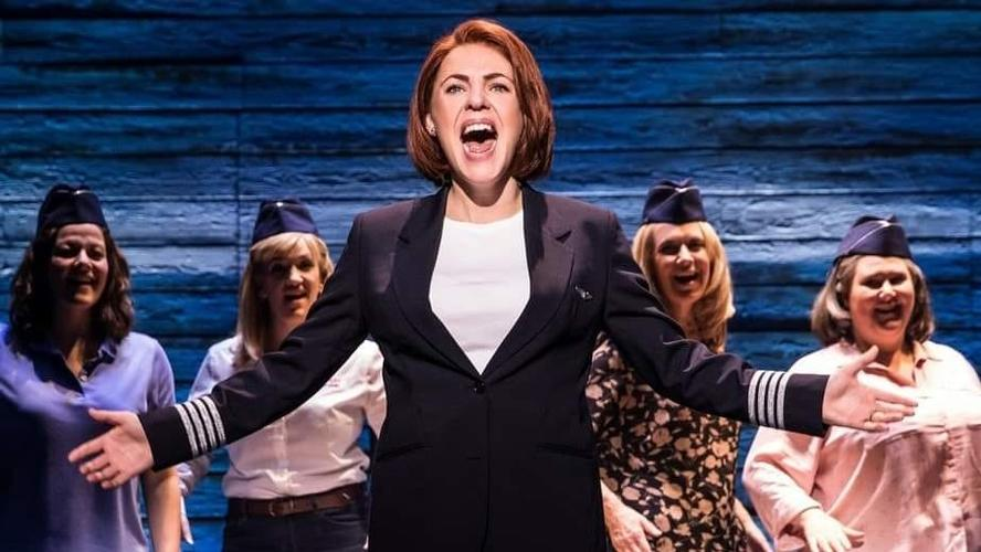 Rachel Tucker joins CFA on Broadway - News From the West End to Broadway